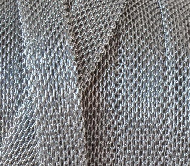 Stainless Steel Mesh Chain 8mm Per Inch