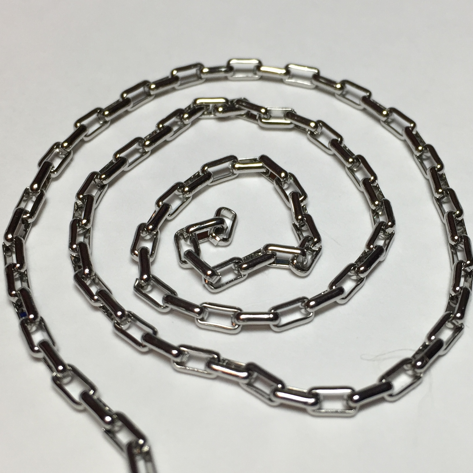 Stainless Steel Chain Rectangle Chain Per Foot
