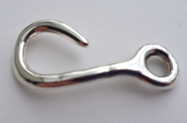 fish hook clasp