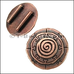 Mandala slider per piece - Copper
