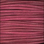 Natural Dye 2mm Leather per 3 yards Cyclman