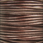 Metallic 1mm Leather per spool Tamba