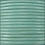1.5mm Leather per 3 yards Seafoam Green