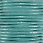1.5mm Leather per spool Lt Turquoise
