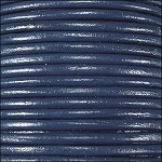 1.5mm Leather per 3 yards Navy