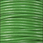 1.5mm Leather per 3 yards green
