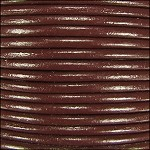 2mm Leather Spool Brown