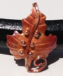 Patricia Healey Copper - Leaf