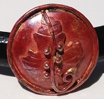 Patricia Healey Copper - Leaf Disc