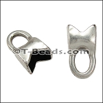 Regaliz™ V End Clasp - PER PAIR