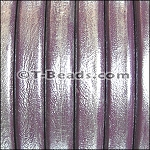 Regaliz™ Leather - Metallic Mauve