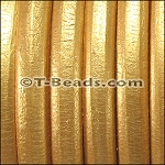 Regaliz™ Leather - Metallic Gold