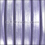 Regaliz™ Leather - Metallic Lilac