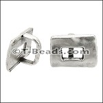 Regaliz™ Buckle Bead