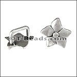 Regaliz™  Small Flower Bead