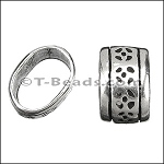 Regaliz™ Napkin Ring Spacer Ant Silver
