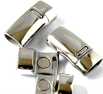 Regaliz™ Magnetic Clasp - Stainless Steel 304
