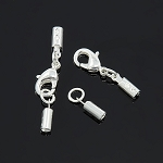 Crimp Clasp - 1.5mm hole  Package of 20