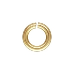 Brass 20g Jump Ring - 30 per pkg