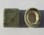 Clay River - Regaliz - Green Agate