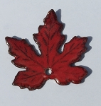 Gardanne Maple Leaves - Red