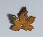 Gardanne Maple Leaves - Yellow