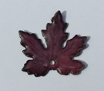 Gardanne Maple Leaves - Purple