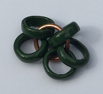 C-Koop - 5mm Round Slice - Emerald