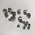 Large Pointed Rivet - package of 10
