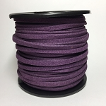 Microfiber Suede 5 Yards - Dark Purple
