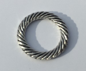 Tight Twisted Ring