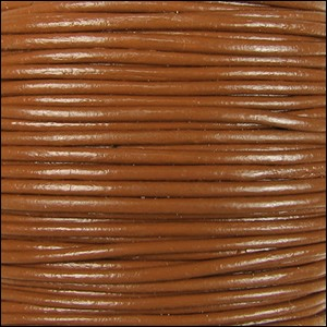 1mm Leather per spool Caramel