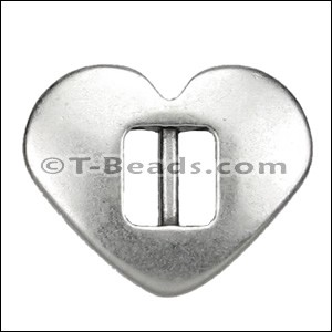 Heart Slider per piece