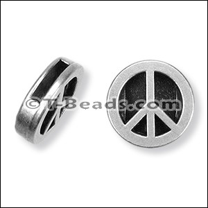 Peace Sign Slider per piece