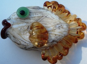 Phinneaus Glass Lampwork Beads