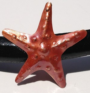 Patricia Healey Copper - Starfish
