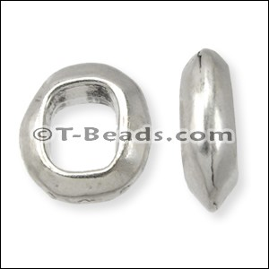 Regaliz™ Oval Bead