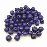 Acai Beads - Dark Purple