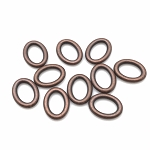 Oval Ring - Copper - pack of 10