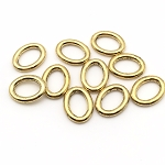 Oval Ring - Gold - pack of 10