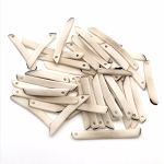 Tagua Nut Sticks - Natural