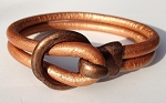 Copper Buckle Bracelet