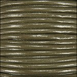 2mm Leather per 3 yards Olive