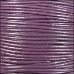 2mm Leather per 3 yards Violet