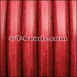 Regaliz™ Leather - Distressed Red