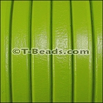 Regaliz™ Leather - Lime Green