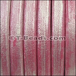 Regaliz™ Leather - Metallic Fuchsia