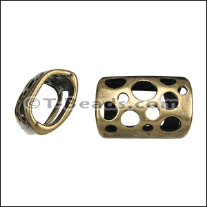 Regaliz™ Tube with Holes Spacer