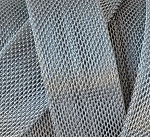 Stainless Steel Mesh Chain - 18.4mm - per inch