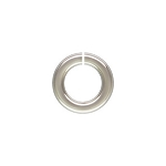 Sterling Silver 3mm Jump Ring 22g - pkg of 20